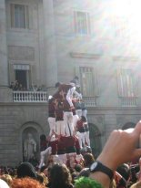 Celebration by accident: Feast of Saint Eulalia, Barcelona