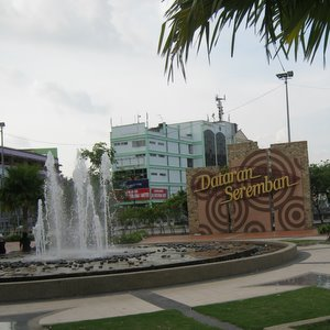 Seremban square