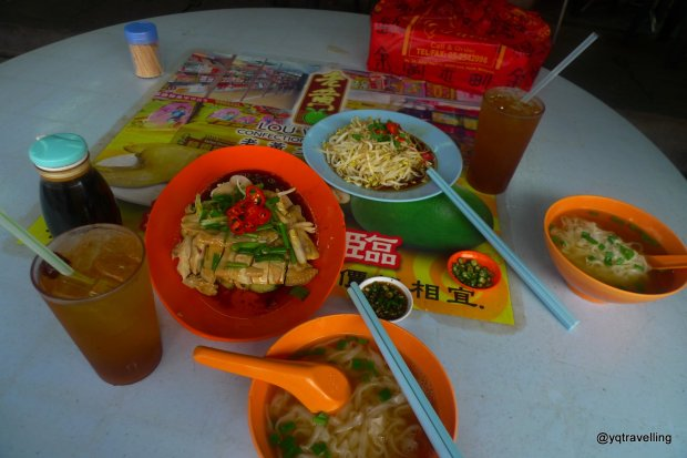 Ipoh Beansprout chicken