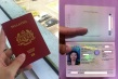 New passport, expires 2018