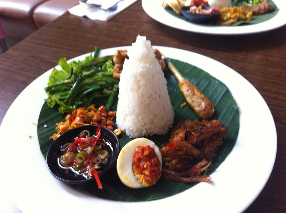 Indonesian Nasi Bali