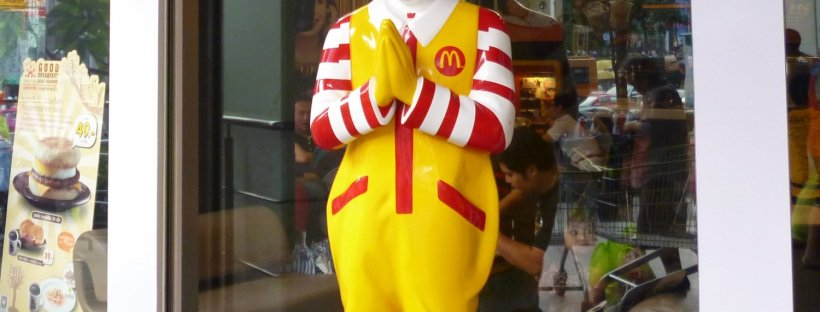 mcdonald bangkok