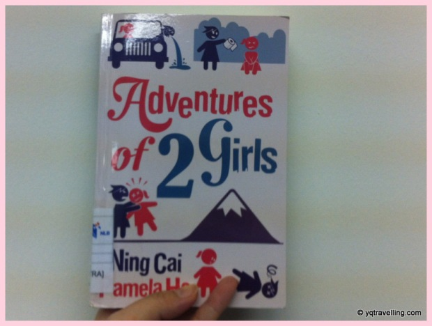 adventures of 2 girls cover