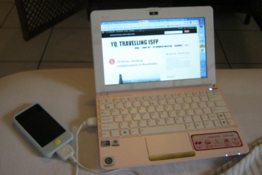 travel blogging tools