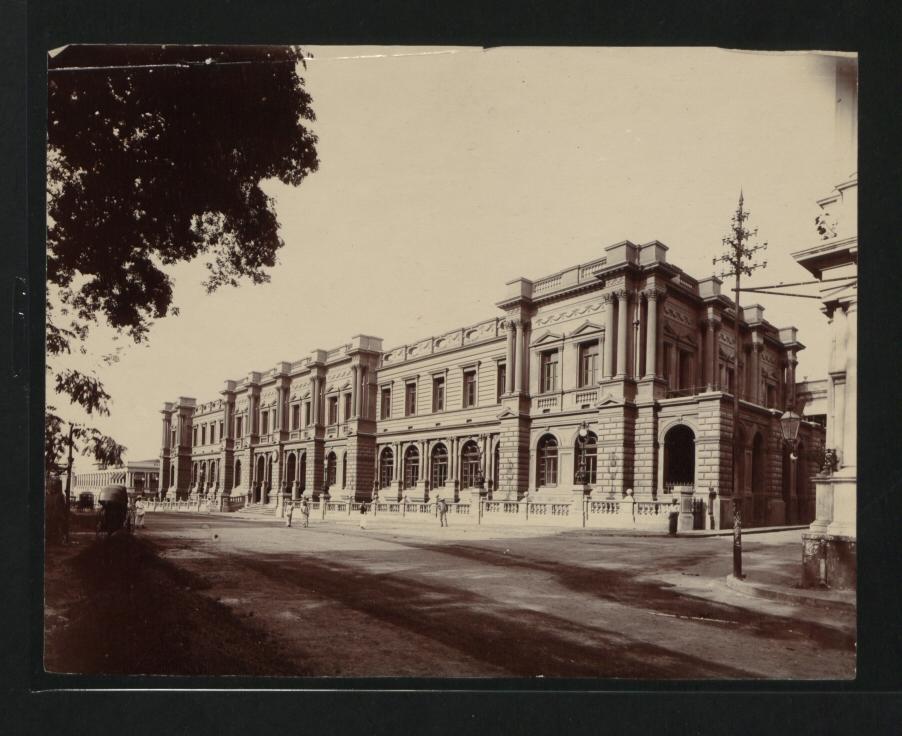 Old timey Ceylon