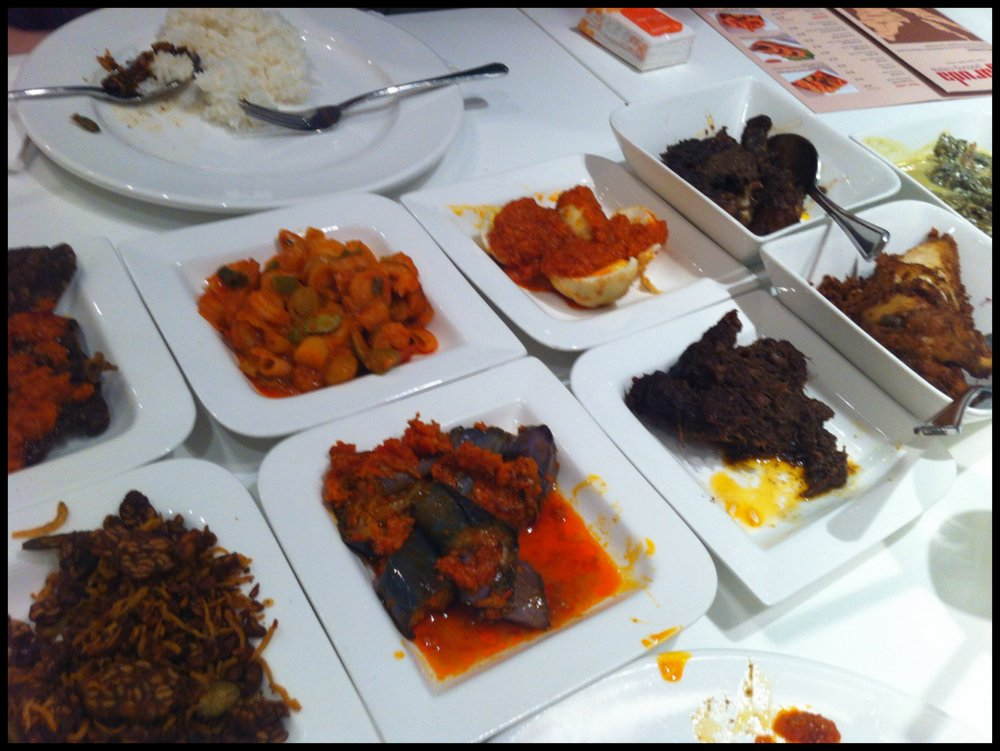 Garuda Padang Cuisine