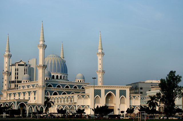 State Mosque, Kuantan