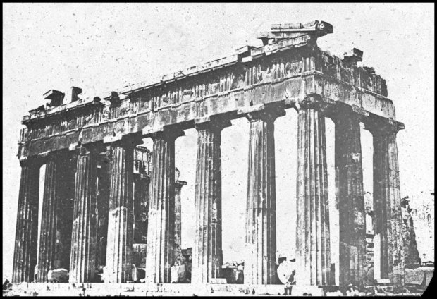 Old timey Athens