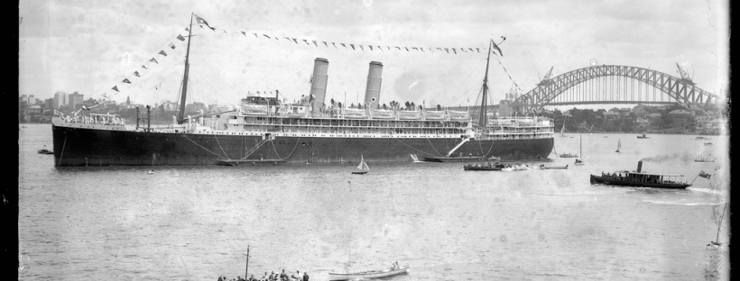Old timey cruise