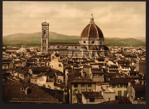 Old Timey Florence, vintage, florence, commons