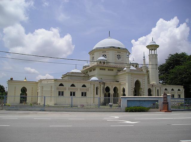 Masjid Sultan Abdullah, Pekan, Pahang