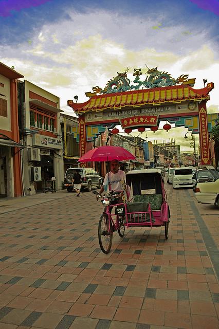 Kuala Terengganu Chinatown