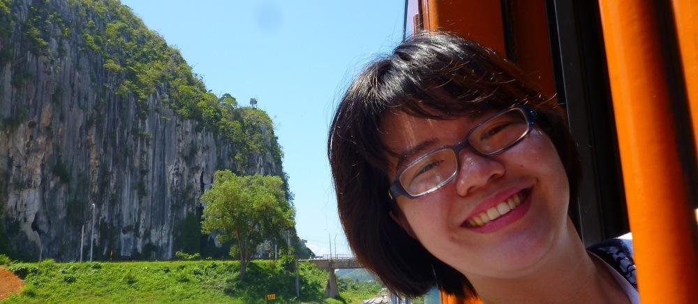 YQ Travelling About Me liau yun qing