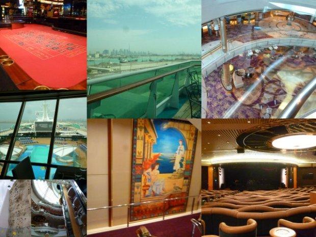 Legend of the Seas facilities