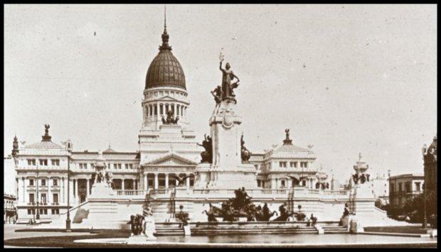 National Capital at Buenos Aires,