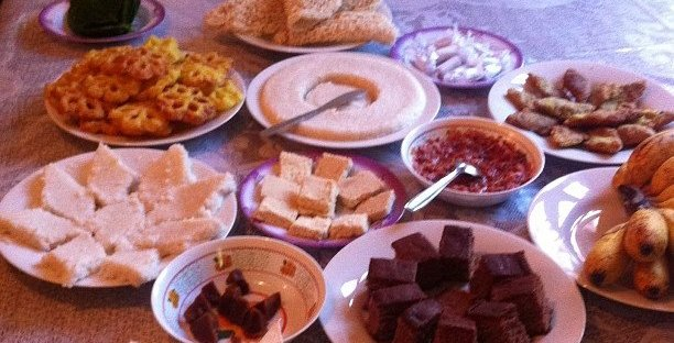 sri lanka new year dishes