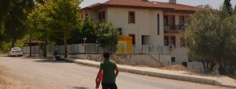 Pamukkale Post Office
