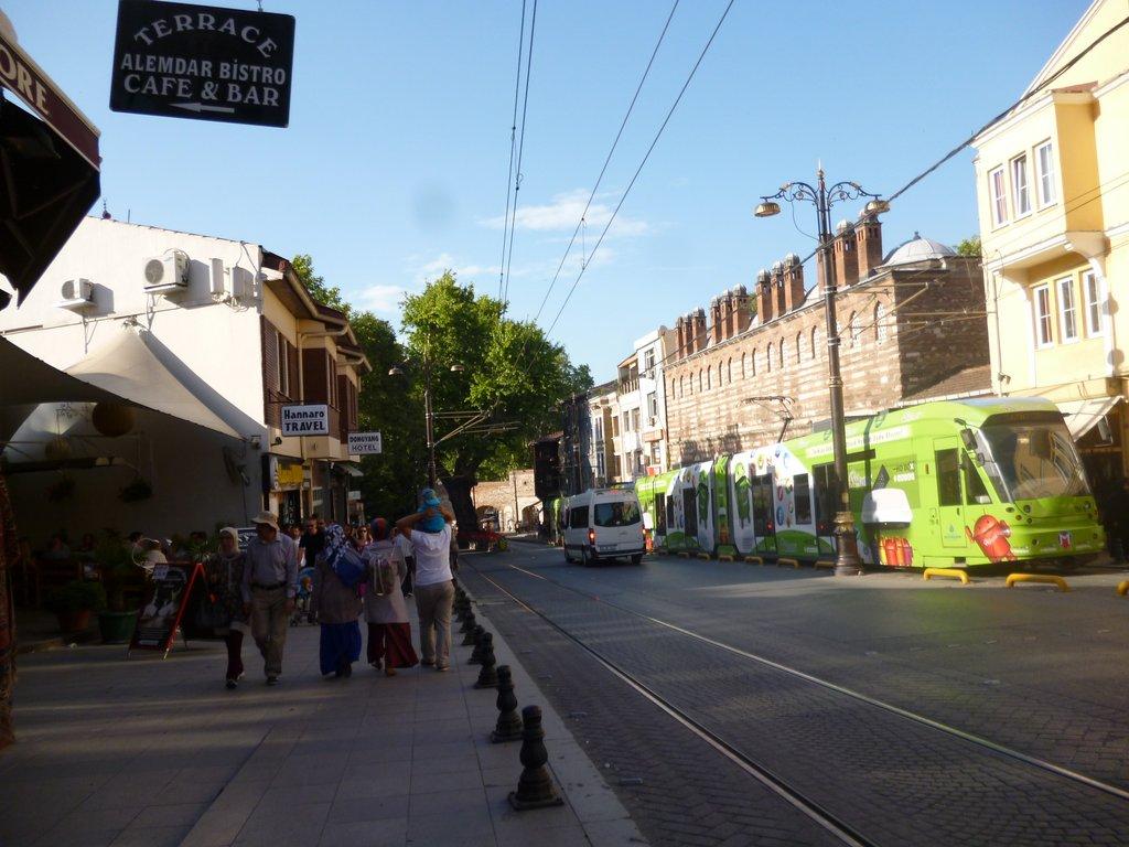 street of istanbul