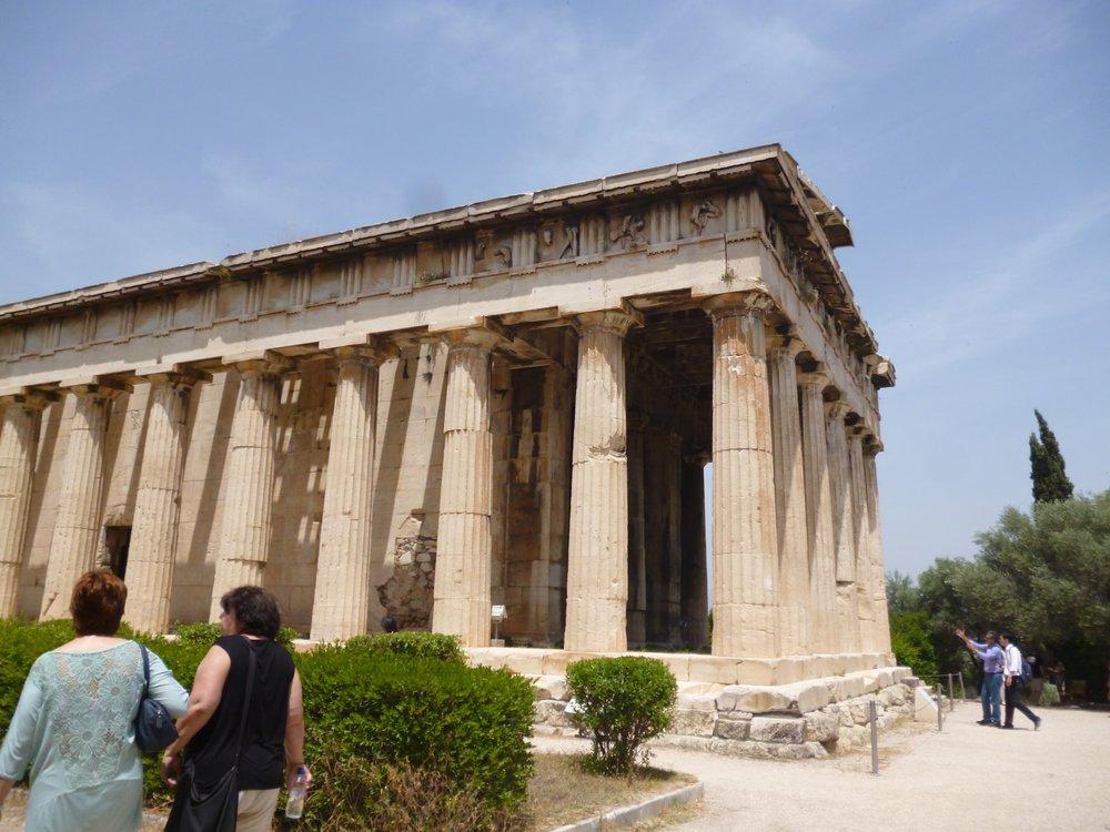 temple of hephateus