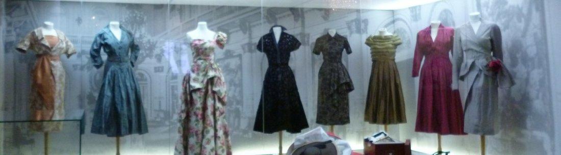 Evita dresses