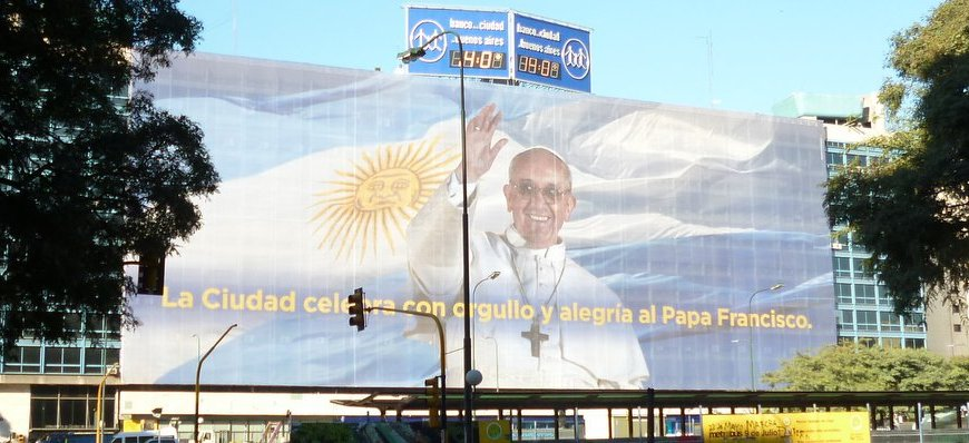 papa francesco in argentina