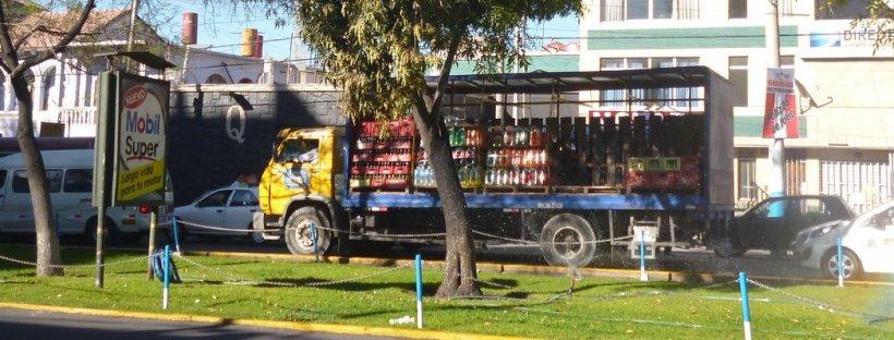 arequipa traffic is bad