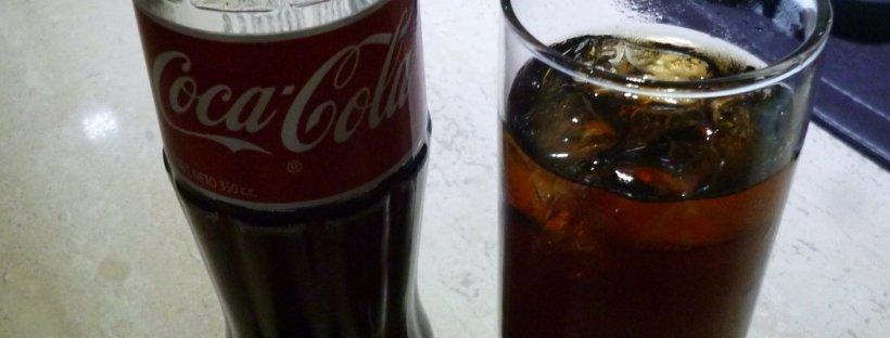 pisco and coke