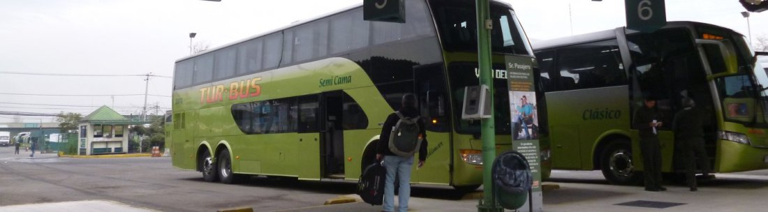 tur-bus in chile