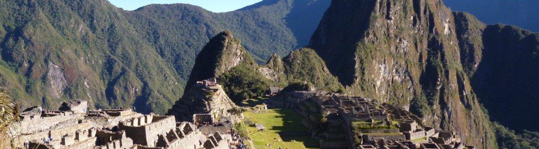 YQ at Machu Picchu