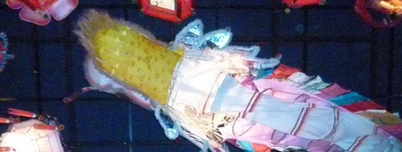 dragon at hk museum