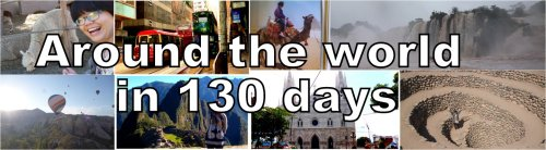around the world in 130 days yqtravelling