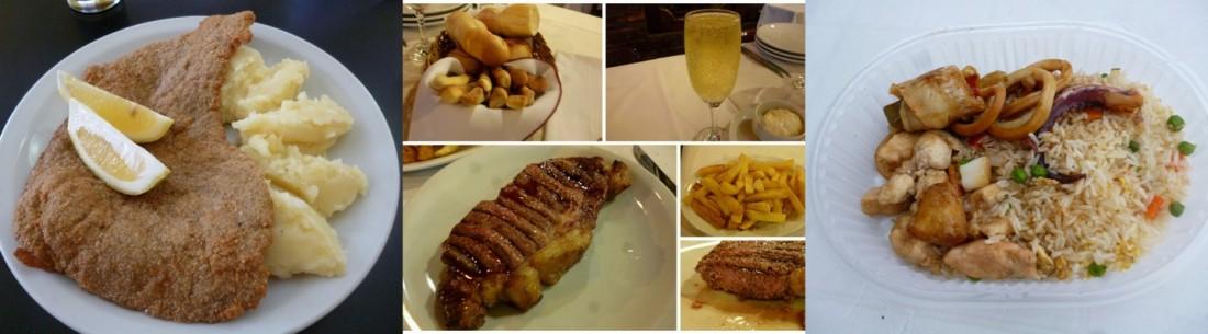 glutton in argentina main meals