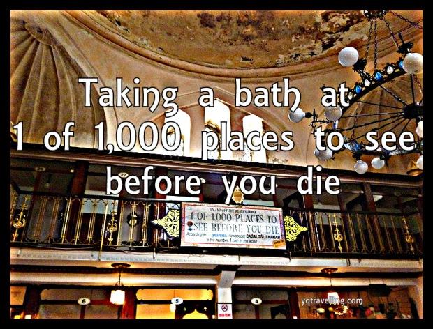 Cagaloglu Bath