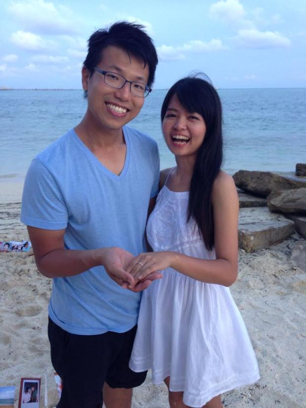 sis marrying