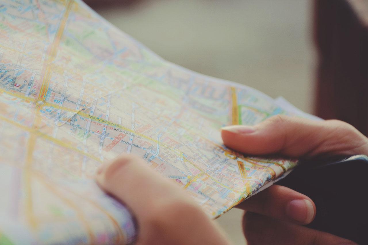 map-tourist