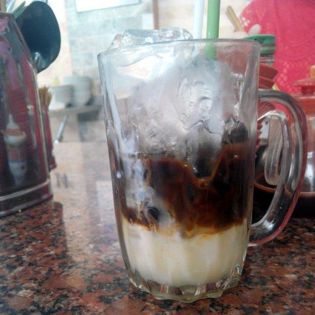 Extremely addictive Vietnamese Coffee.