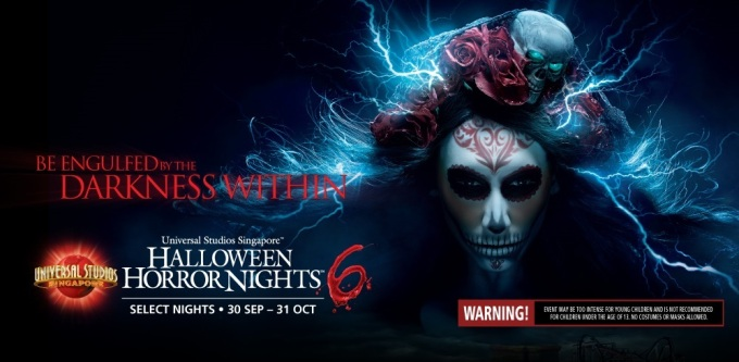 Guide to USS Halloween Horror Nights 6 tickets, express ...